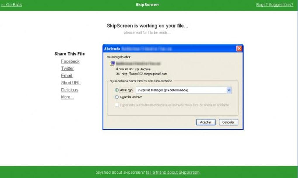 programa skipscreen