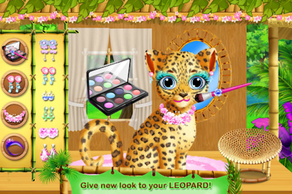Beauty Animal Hair Fun Salon Best Games for Kids for Android