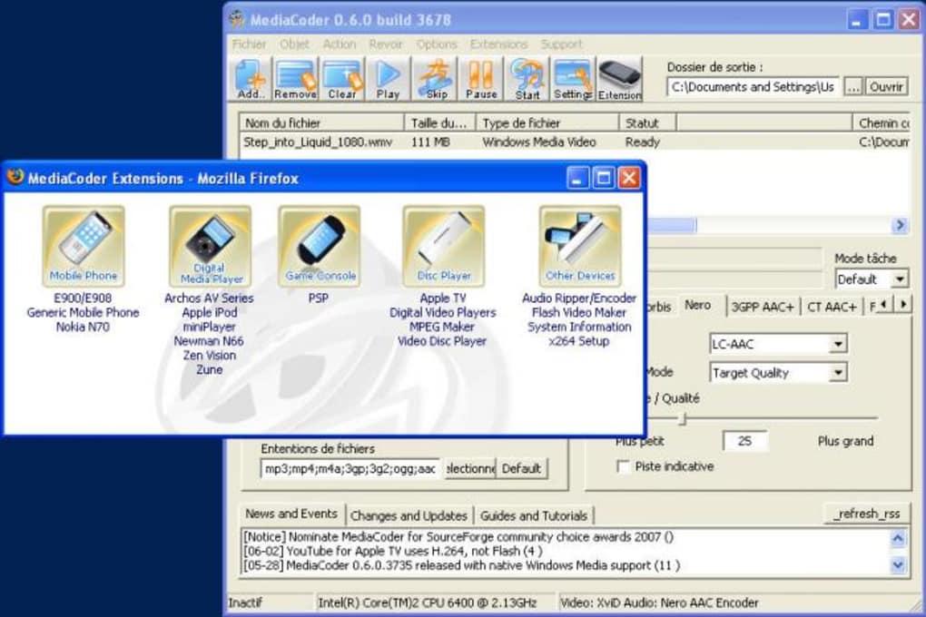 MediaCoder - Download