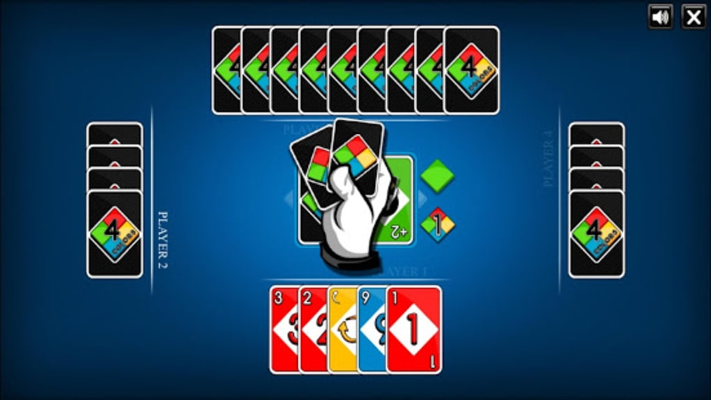 UNO  Classic Card Game with Friends