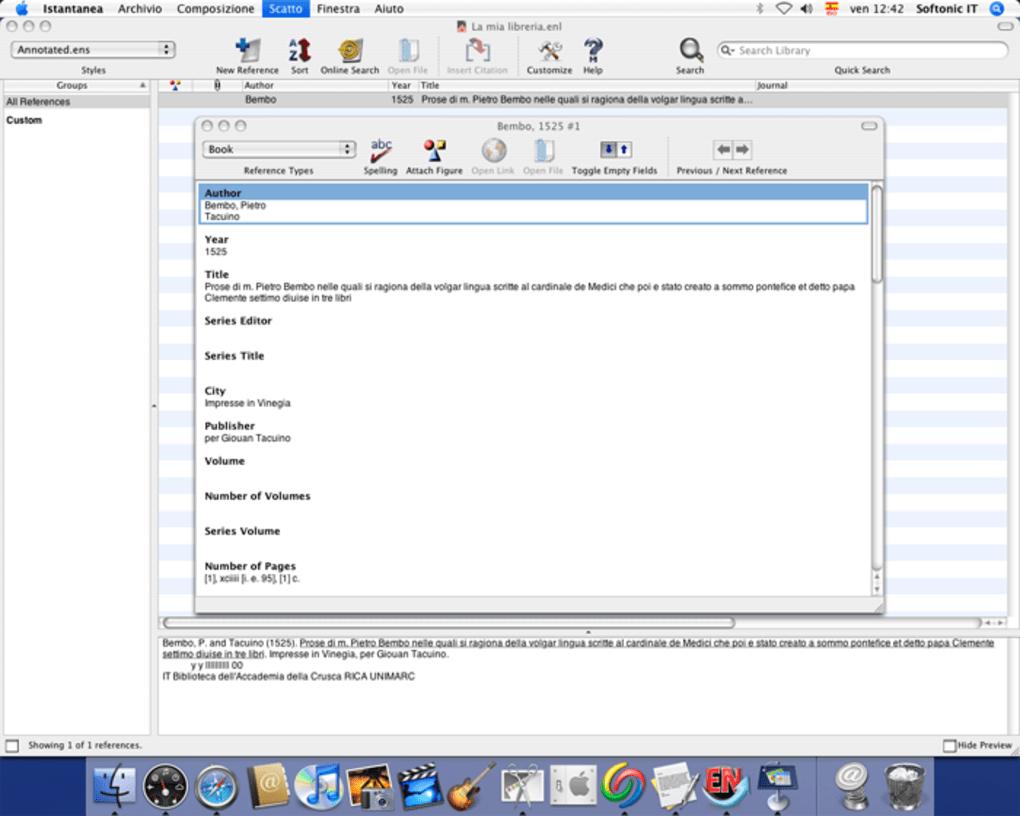 endnote x5 mac os 10.9