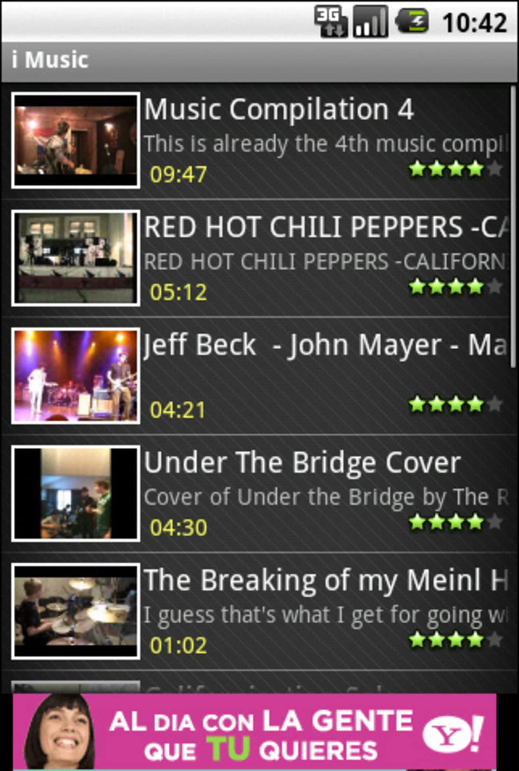 i Music for Android - Download