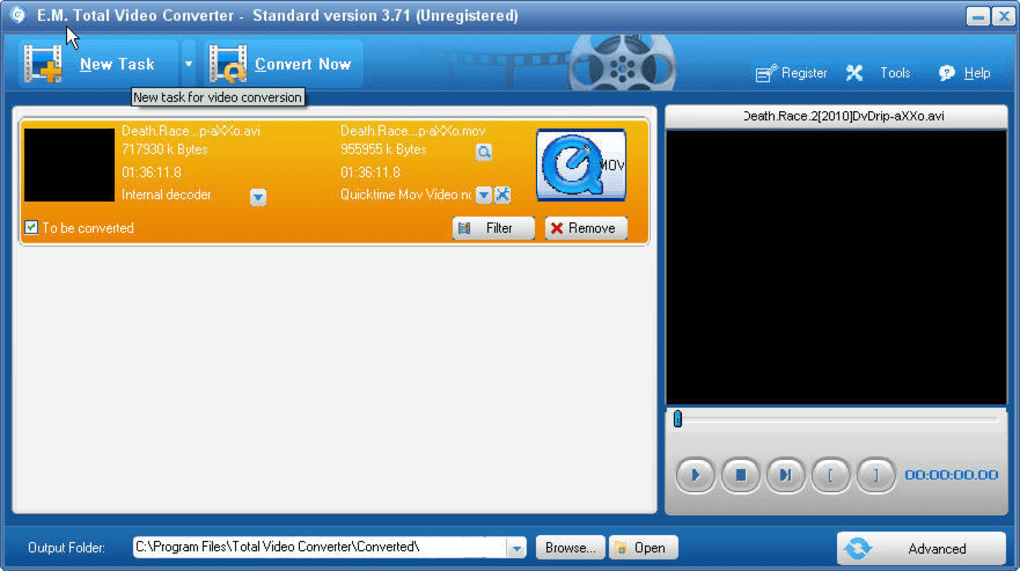total video converter 3.70 registration key