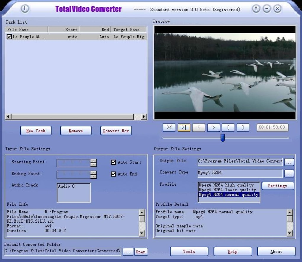 total video audio converter 4 key
