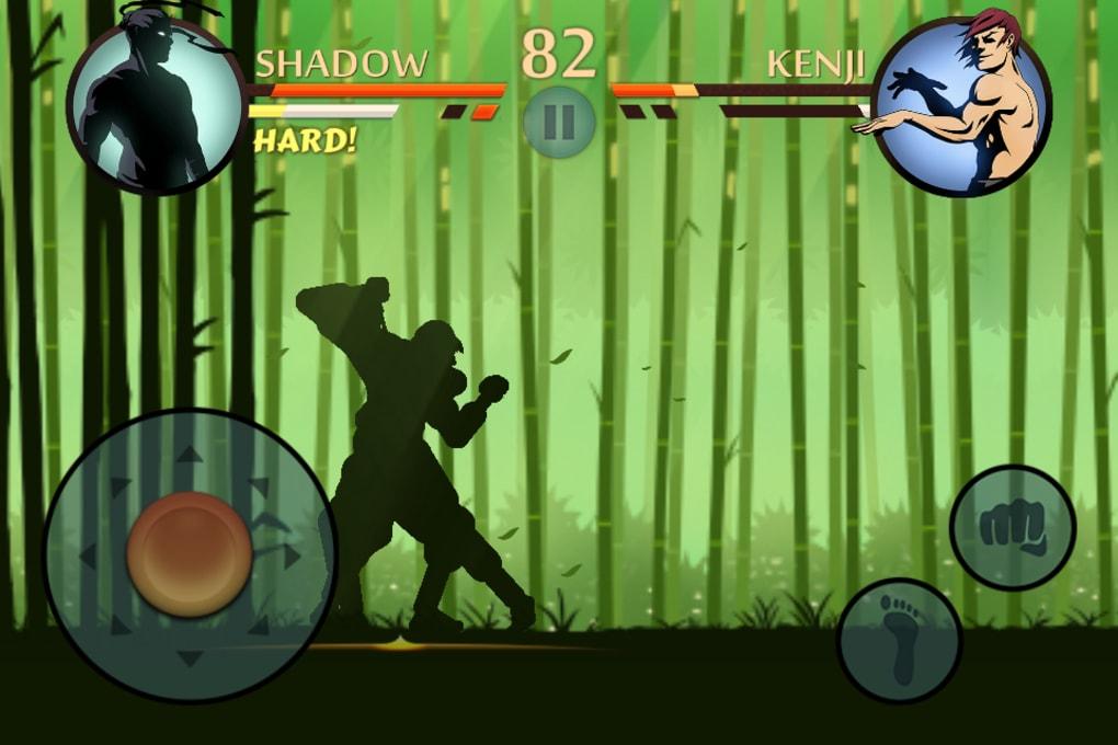 скачать взломанную shadow fight 2 на ios