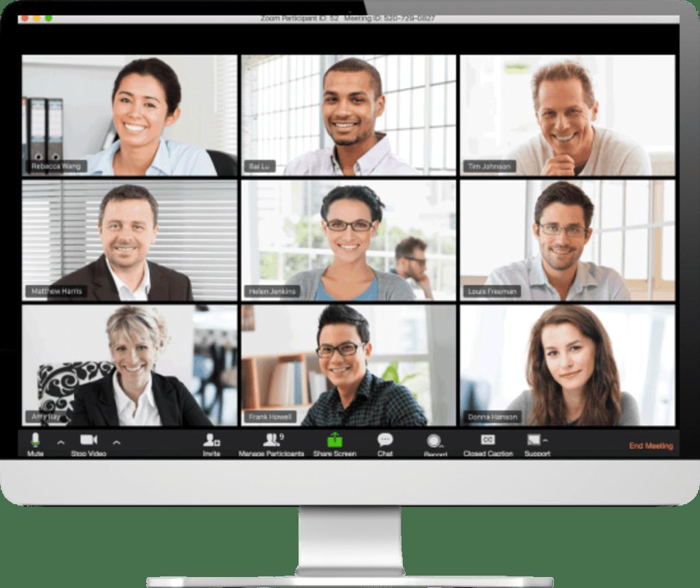 Zoom Meetings - Descargar