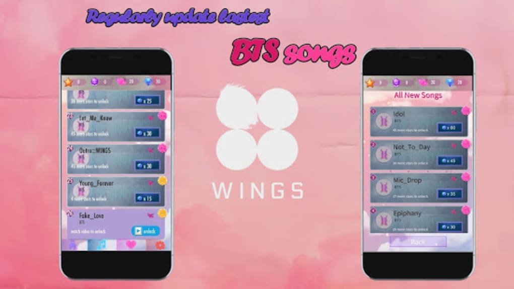 Piano Tiles BTS 2019 - Army Love BTS for Android - Download