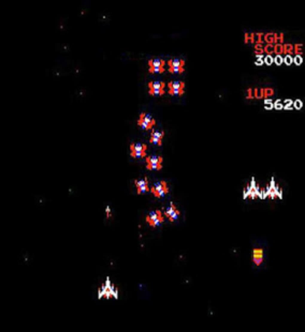 galaga arcade for android download