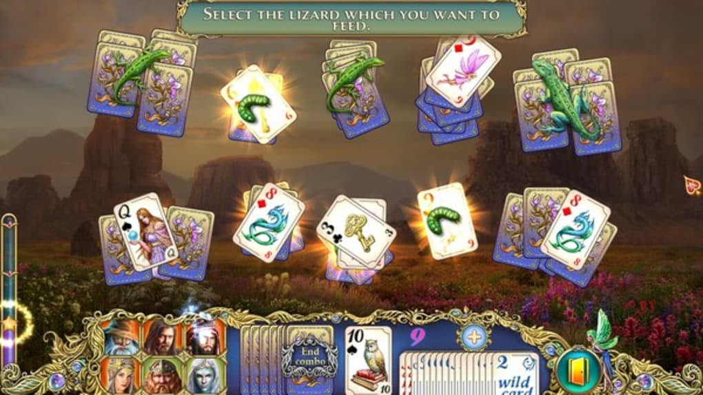Emerland Solitaire: Endless Journey - Download