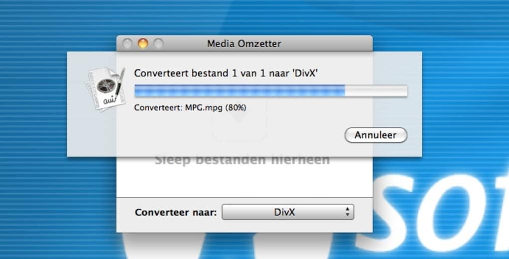 Gratis Mediaspelare Mac