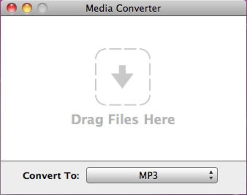 Media Converter for Mac - Download