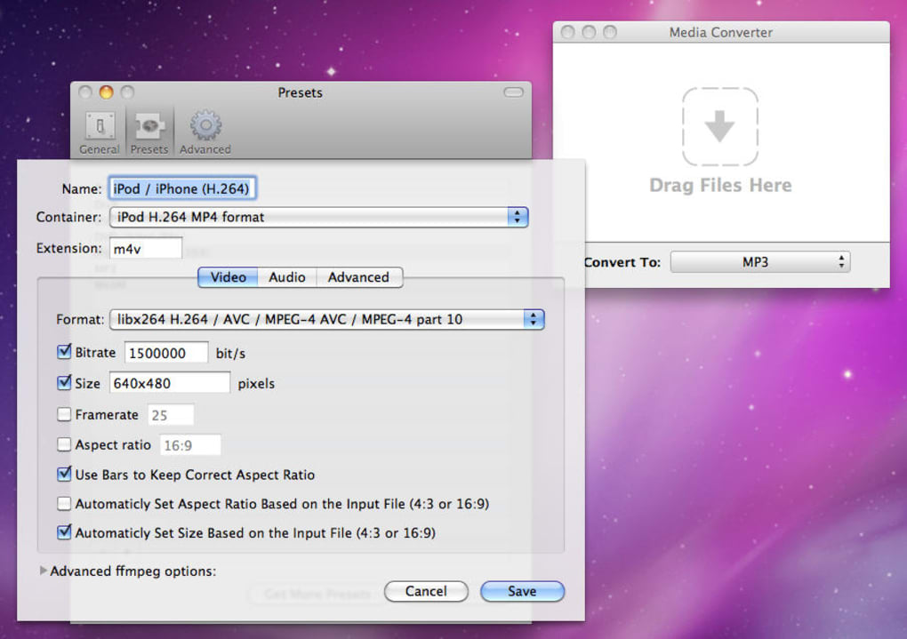 Media Converter for Mac - Download