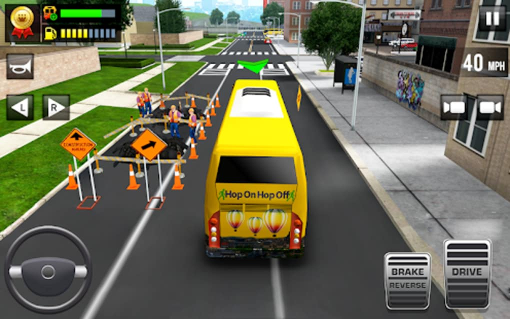 3d bus driving games no download