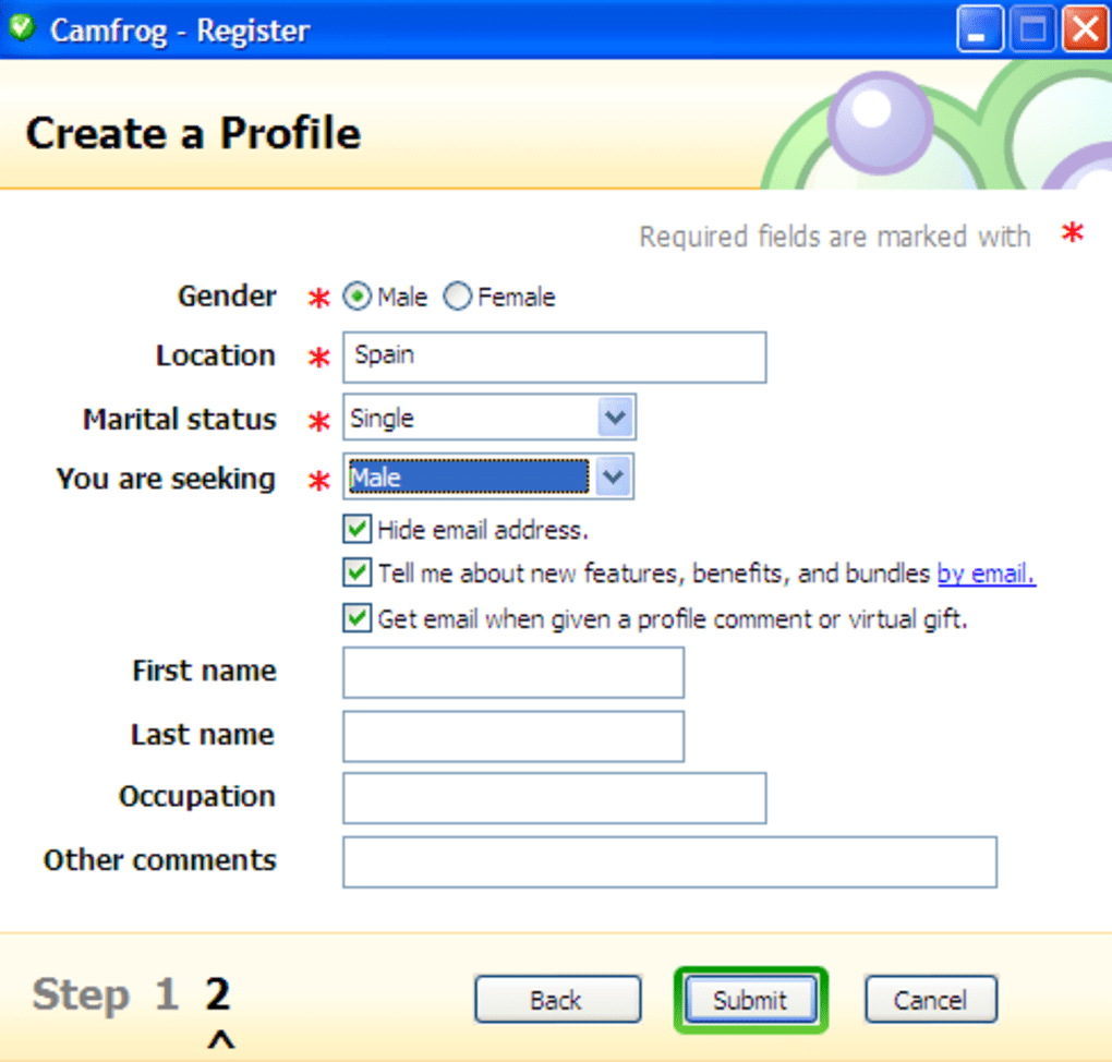 Camfrog Video Chat - Download