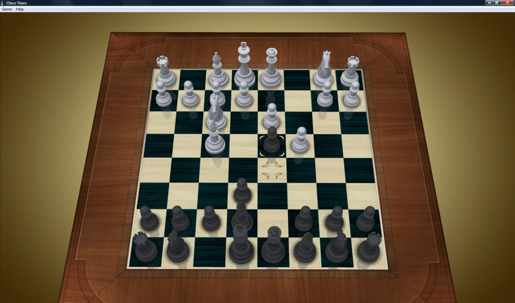 "How to get ""chess titans"" on your windows without downloading it."