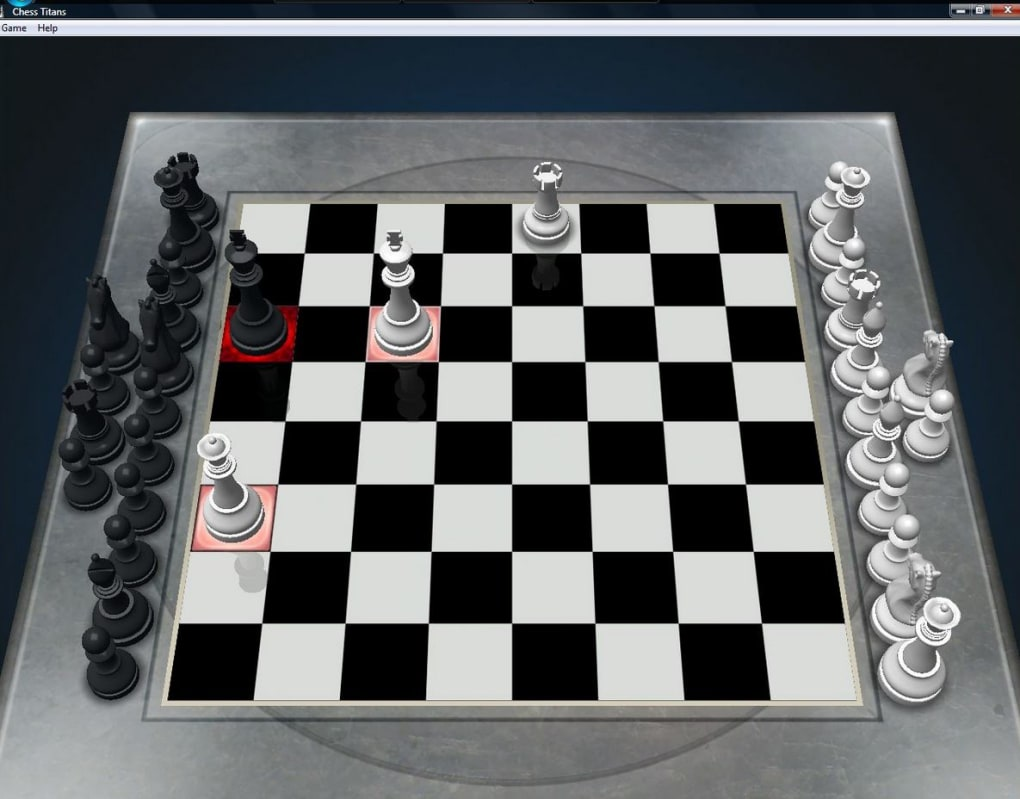 How to play chess titans in windows 10.