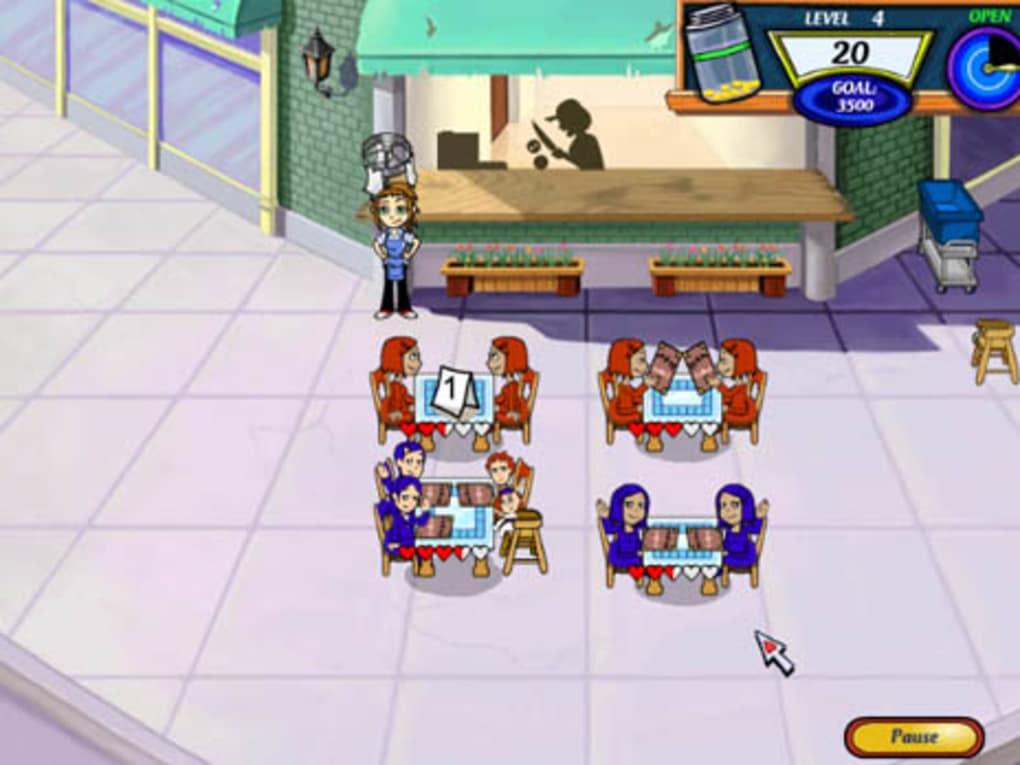 gioco diner dash 2 completo