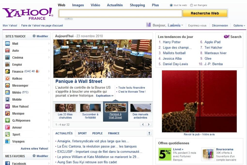 sont des sites de rencontres bon Yahoo rencontre quelqu'un avec NDP