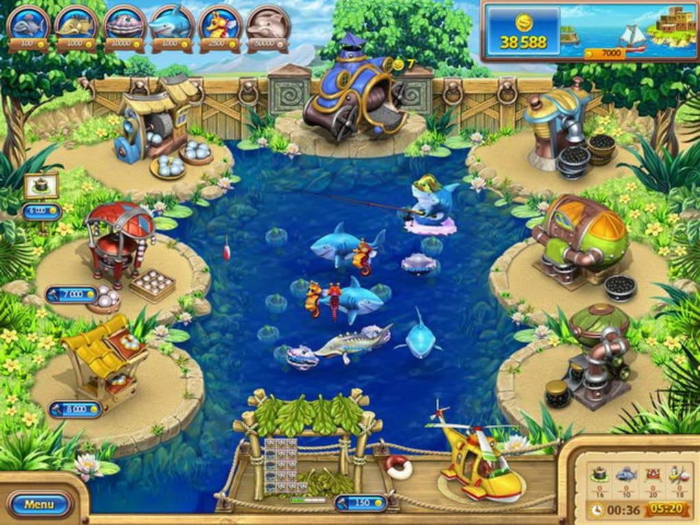 Farm Frenzy: Gone Fishing - Download