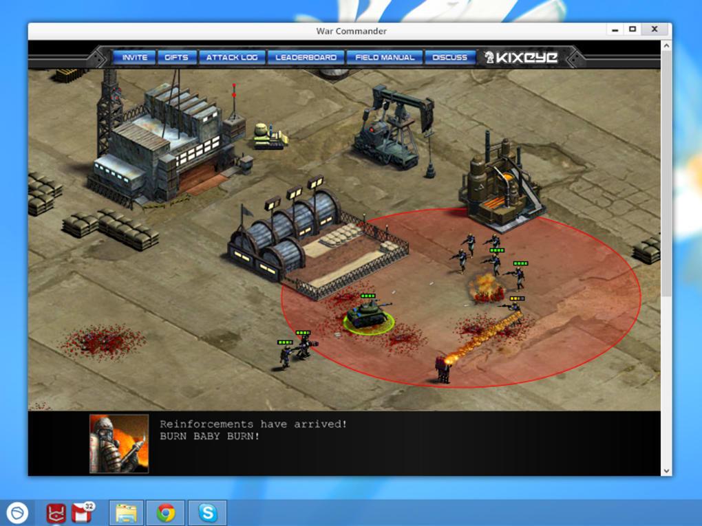 War Games Commander For PC / Windows 7/8/10 / Mac Free Download