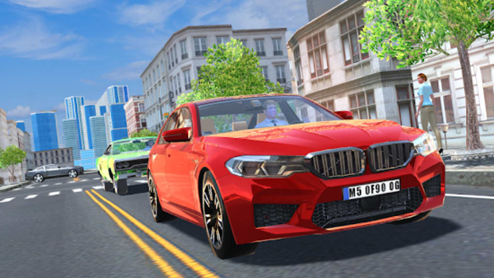 Car Simulator M5 For Android Download