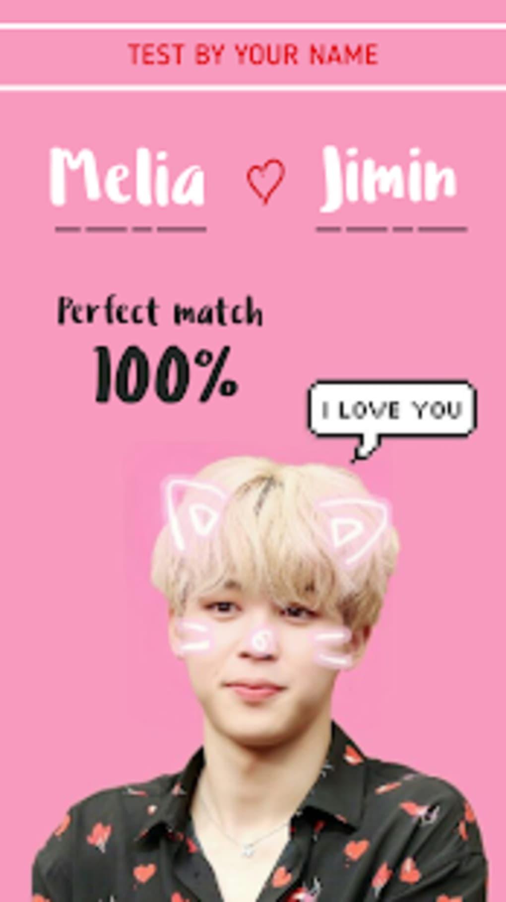 BTS Love Me - BTS Member Love Test for Android - Download