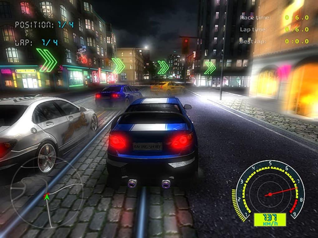 Street Racer Games