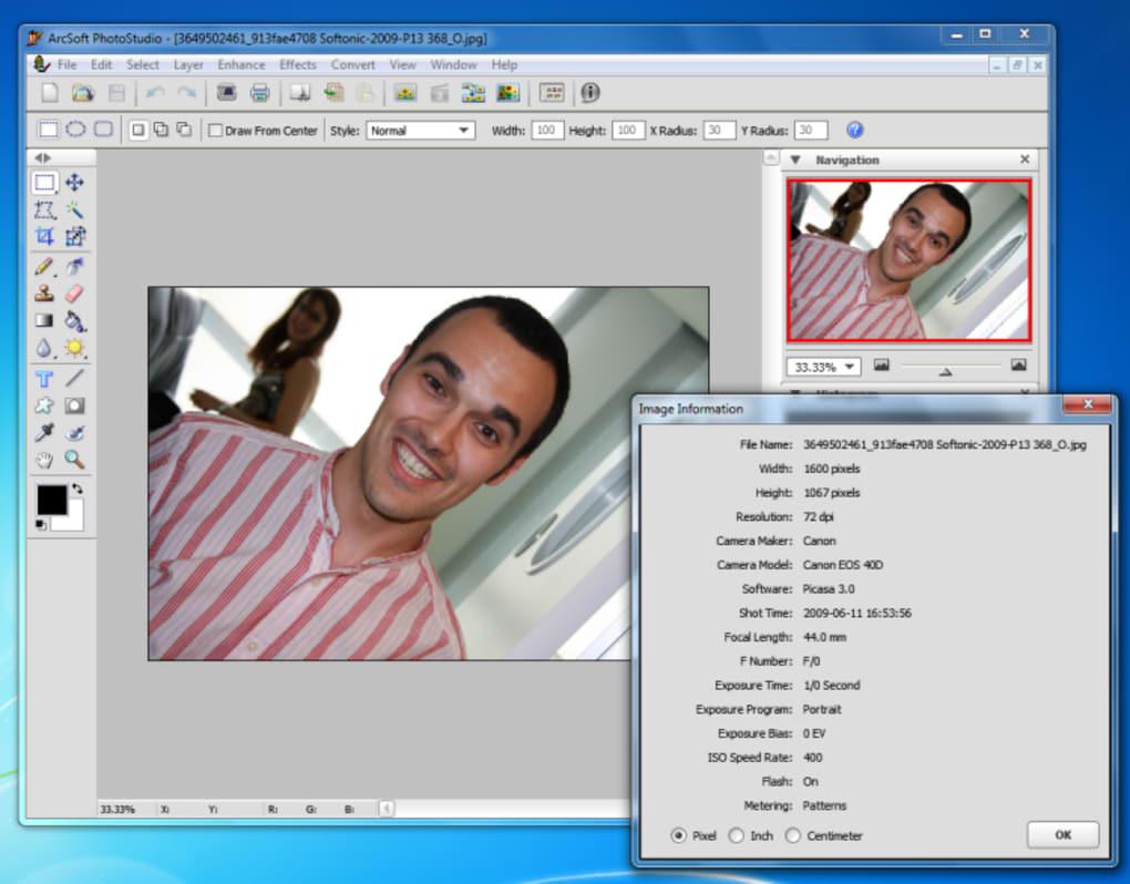 arcsoft photostudio 5.5 free