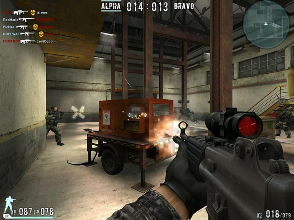 Combat Arms Descargar