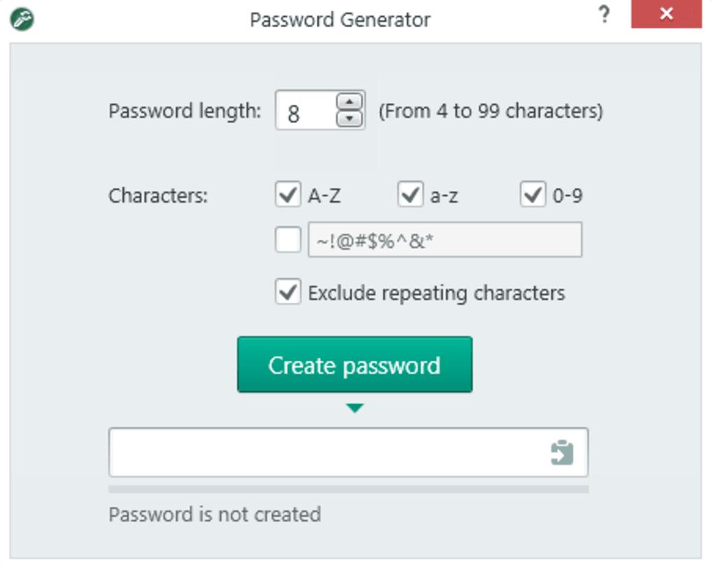 Kaspersky Password Manager - Download