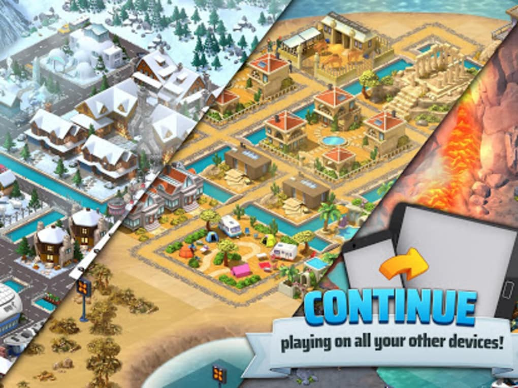 City Island 5 Tycoon Building Simulation Offline for Android