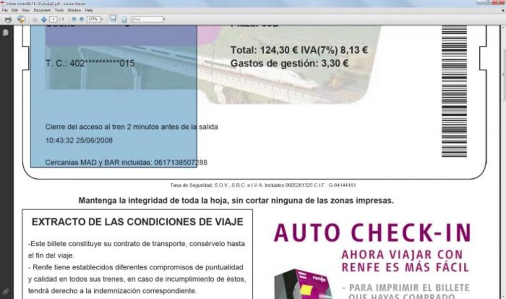 descargar pdf gratis en español para windows 7 full