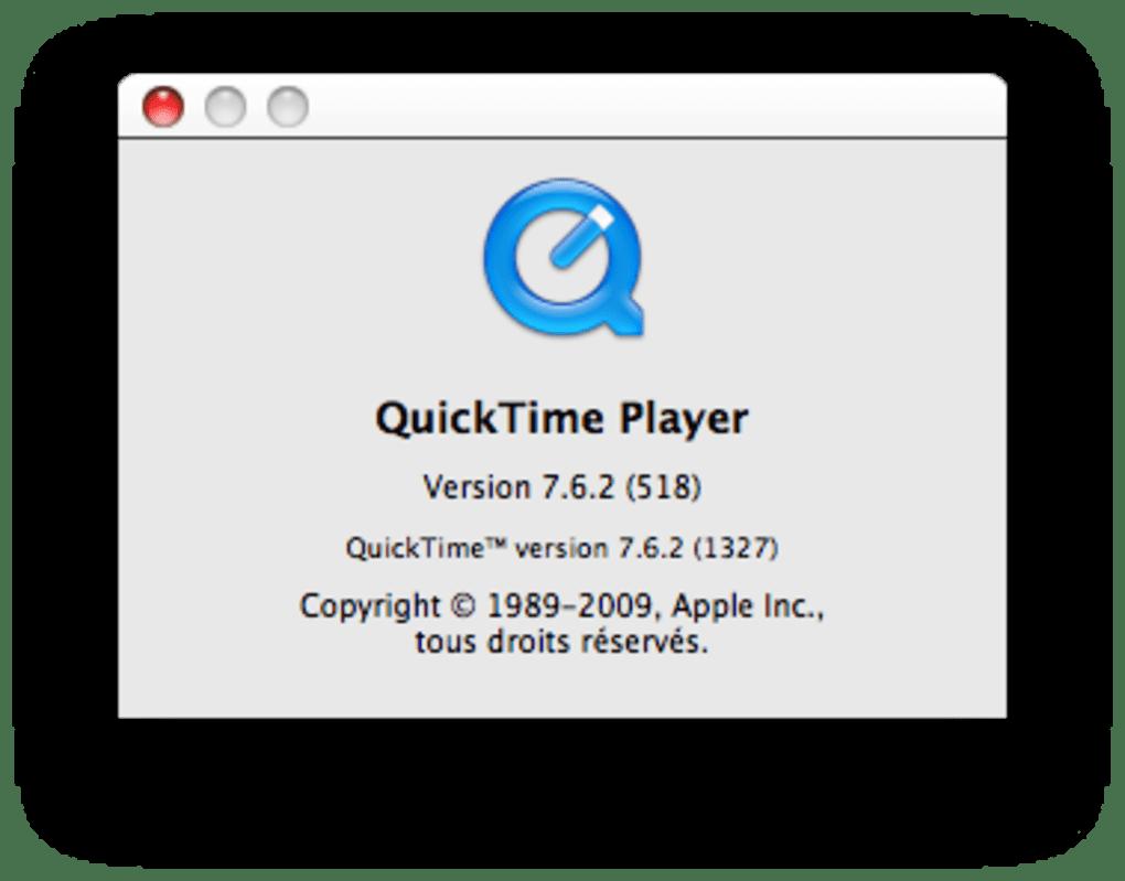 QUICKTIME 7.7.9 GRATUIT