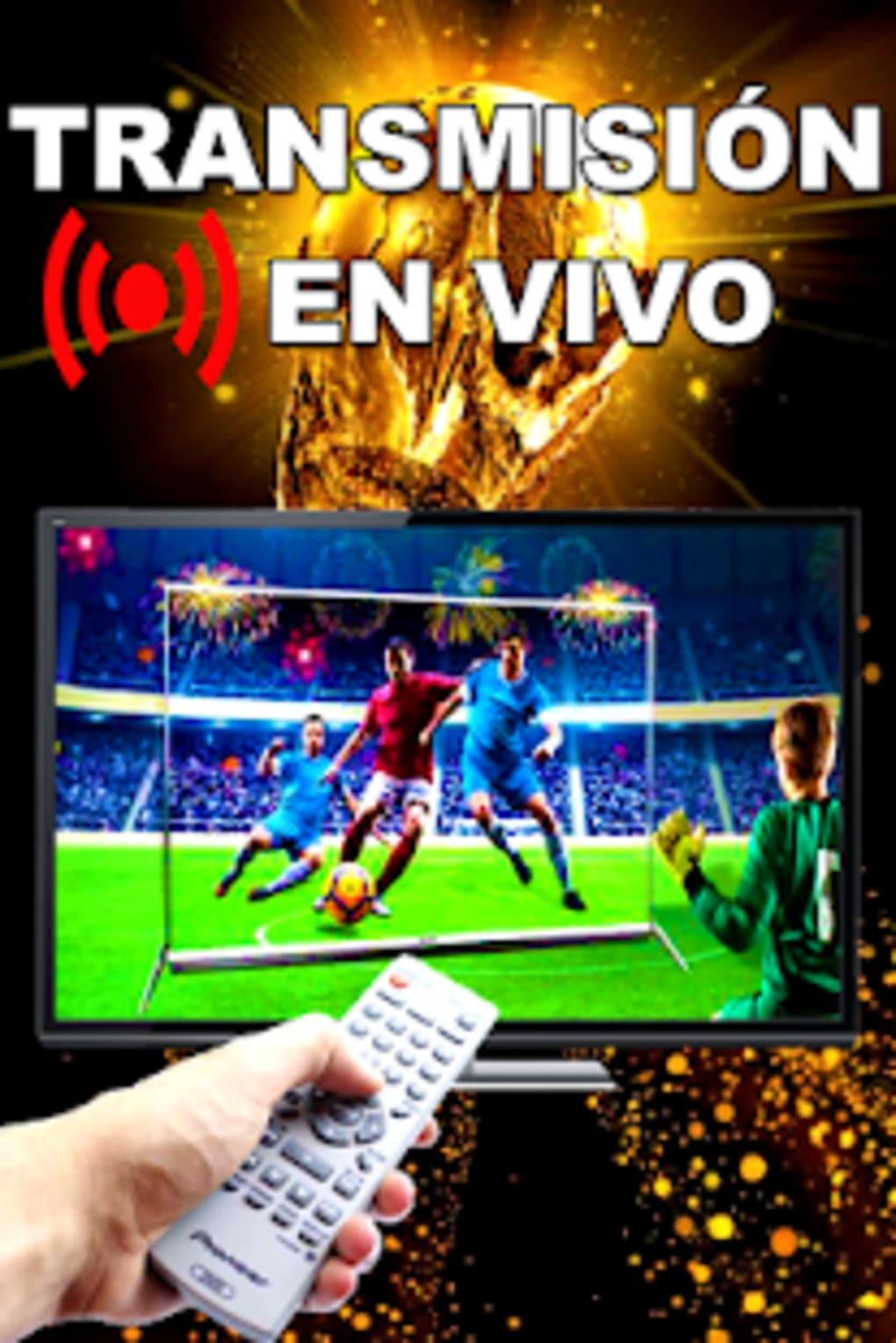 Tv Deportes - Fútbol En Vivo - Canales Guide en Hd para Android