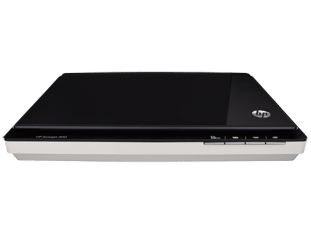 HP Scanjet 4670vp See-thru Vertical Scanner