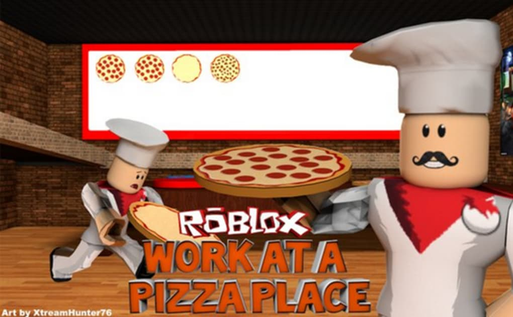Work At A Pizza Place Download