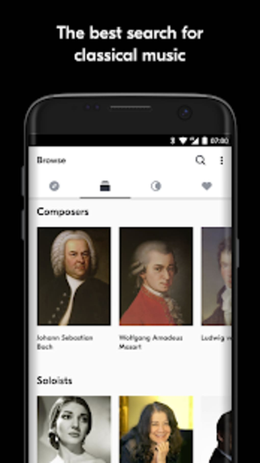 IDAGIO Classical Music for Android - Download