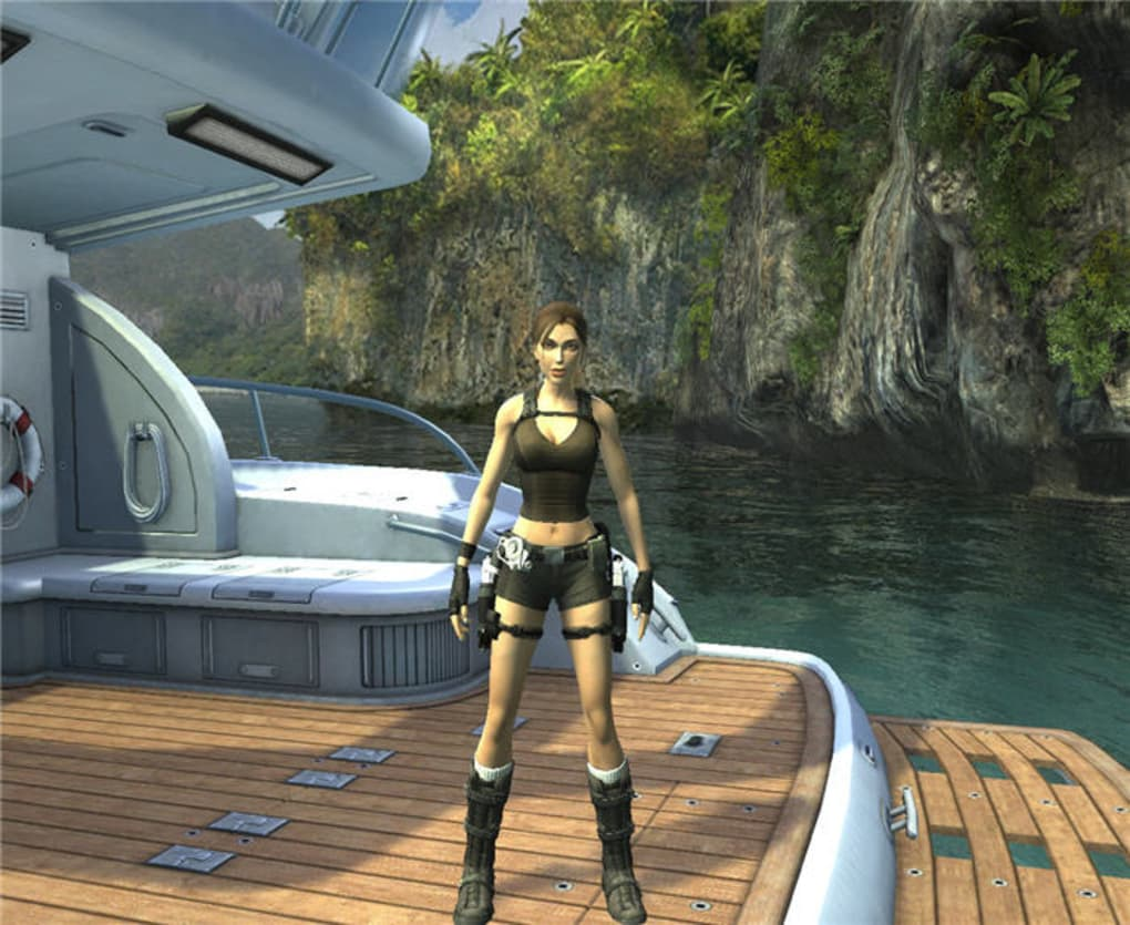 Tomb Raider Underworld Download