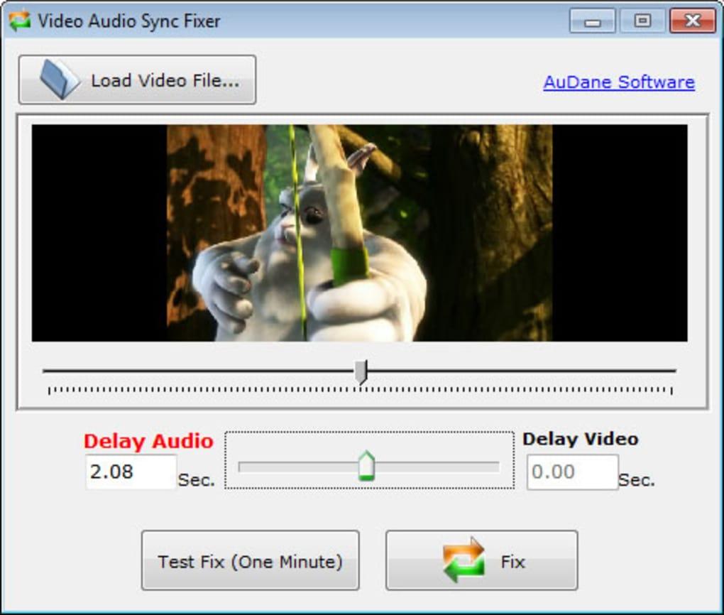 Video Audio Sync Fixer - Download