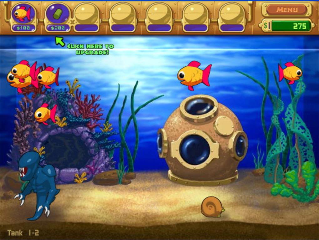 Fishy Spiel