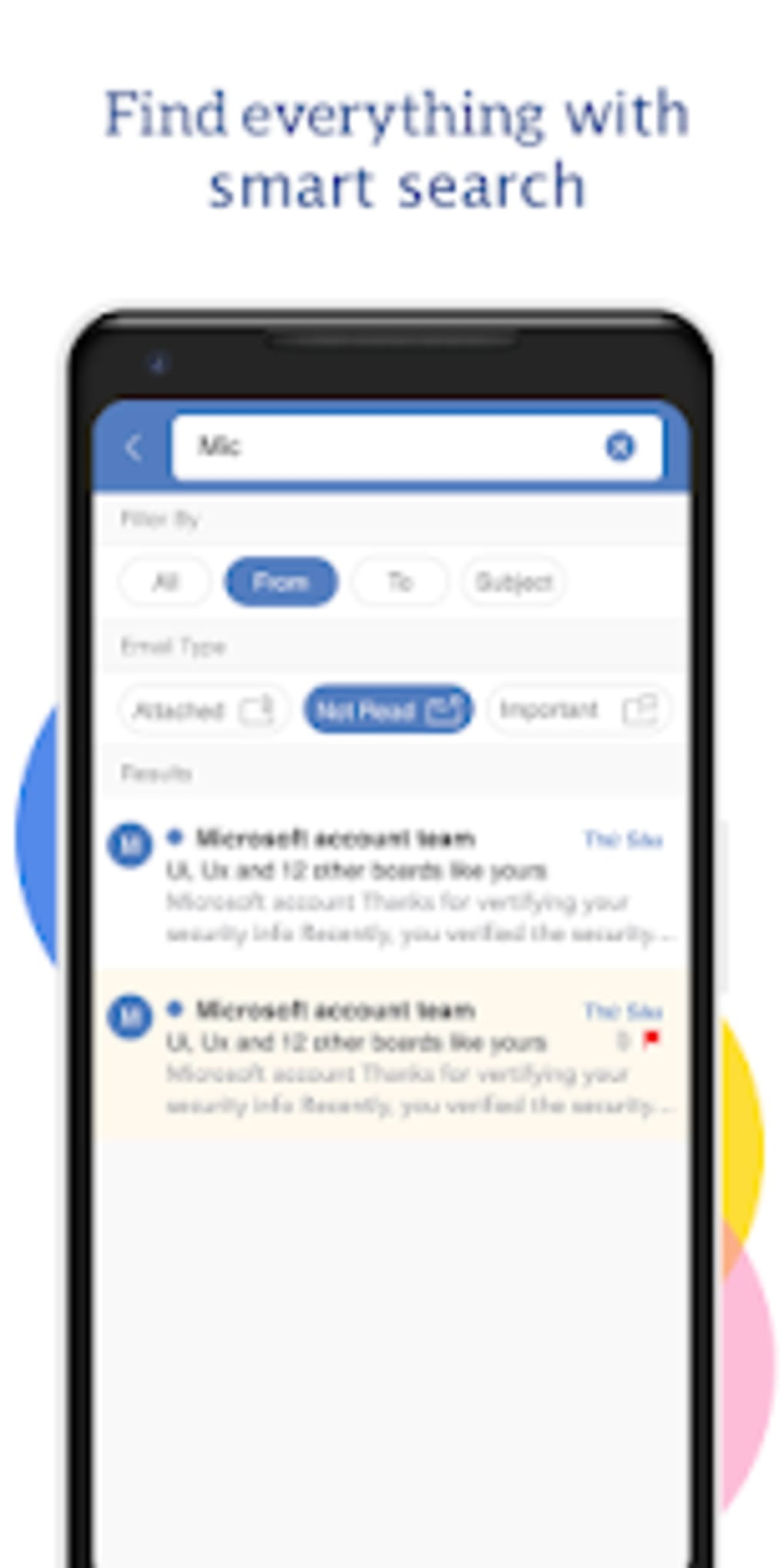 Email app for Gmail Outlook for Android - Download