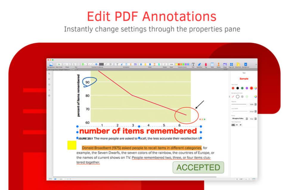 pdf reader premium screenshot - 2020年最好用的15款免費PDF檔閱讀、編輯軟體,Windows、Mac通通有