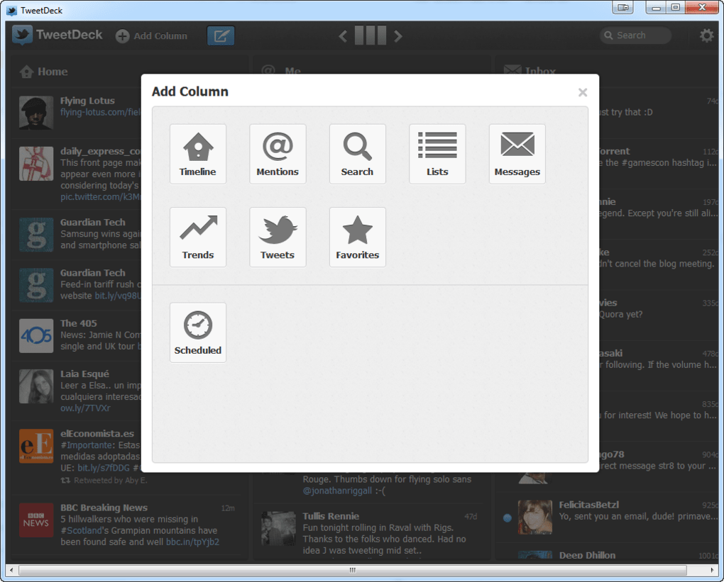 TweetDeck - Download