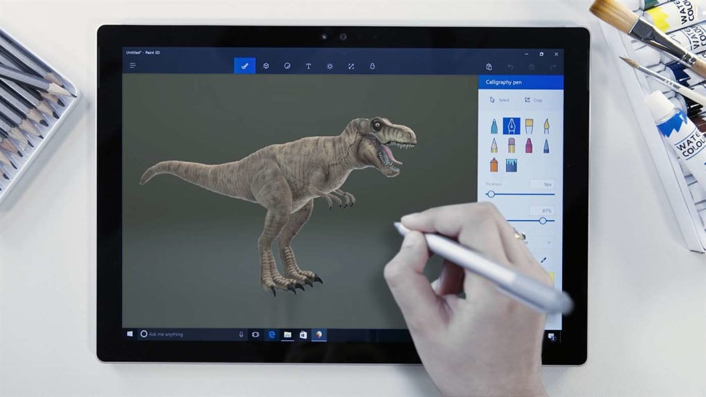 Paint 3d download for Program like paint for mac
