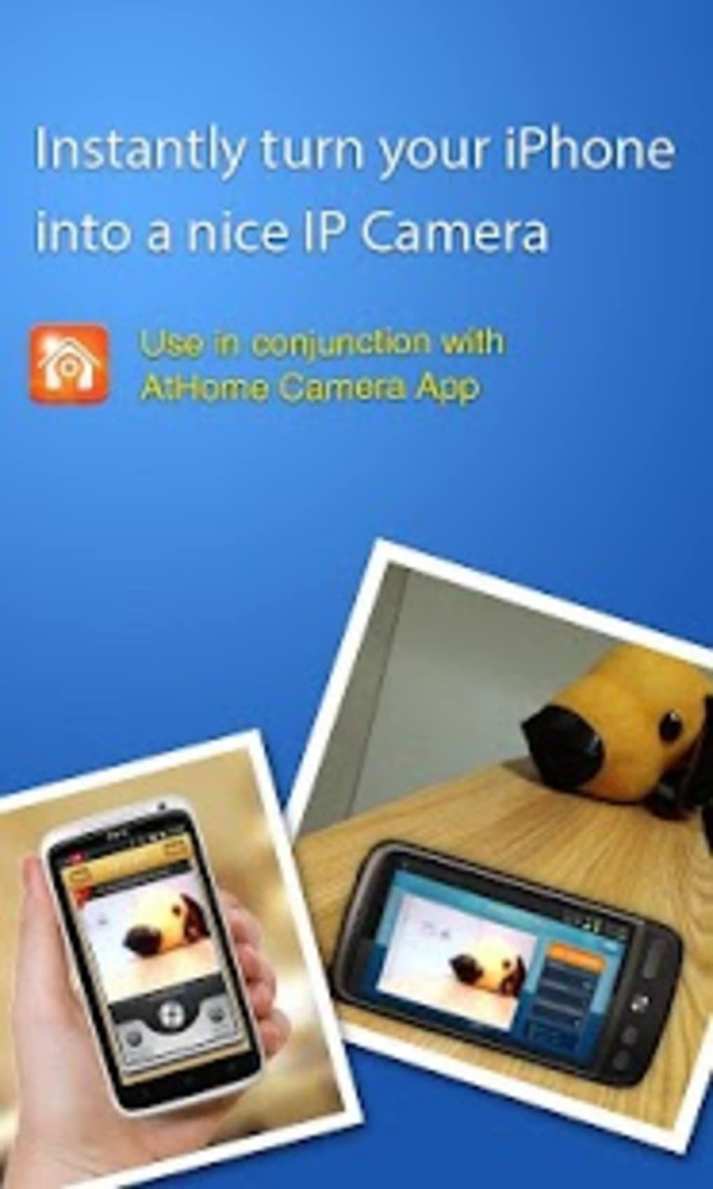 Athome Video Streamer For Android Download
