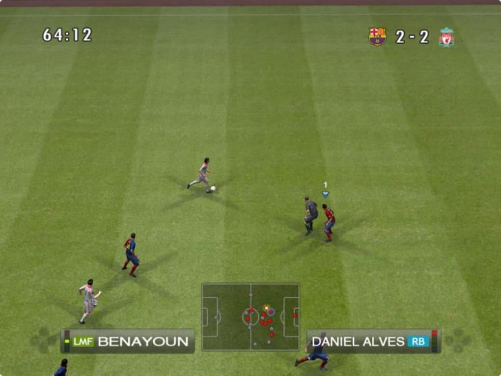 pro evolution soccer 2008 pc gratuit sur 01net