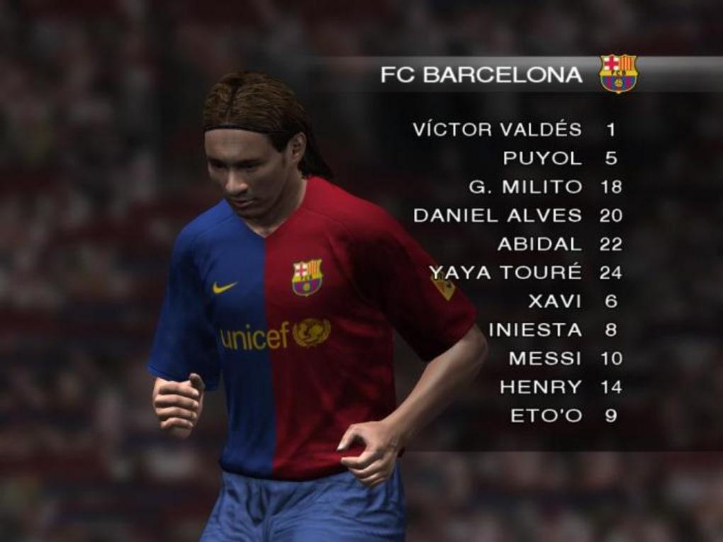 Pro Evolution Soccer - Descargar