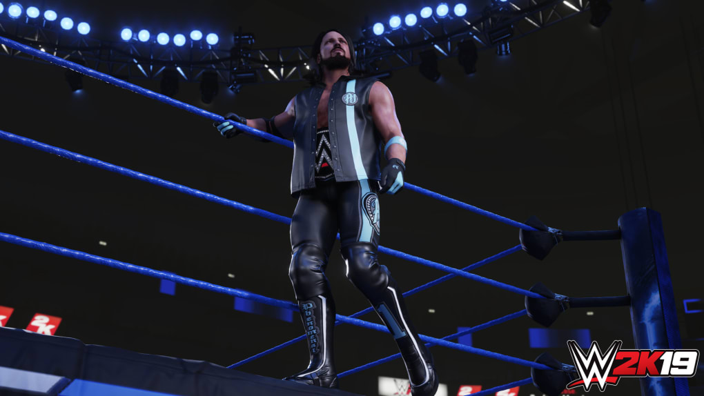 WWE 2K19 - Download