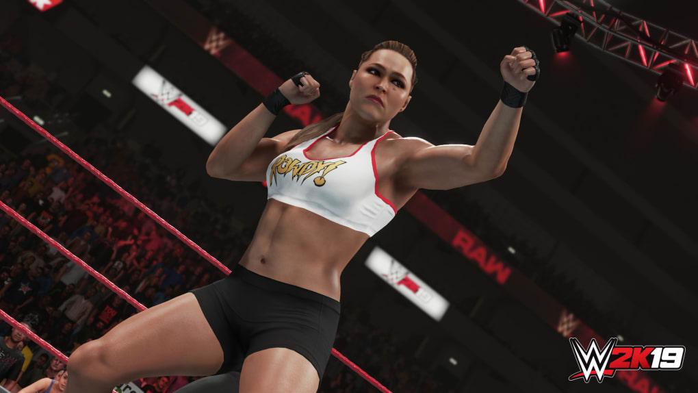 WWE 2K19 - Download