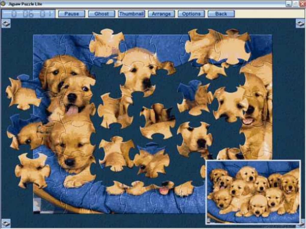 Jigsaw Puzzle Download